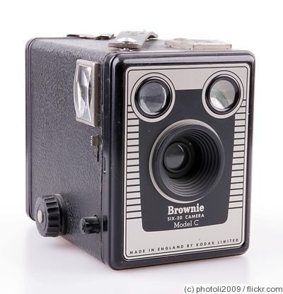 Kodak-Eastman-Six-20-Brownie-Model-C