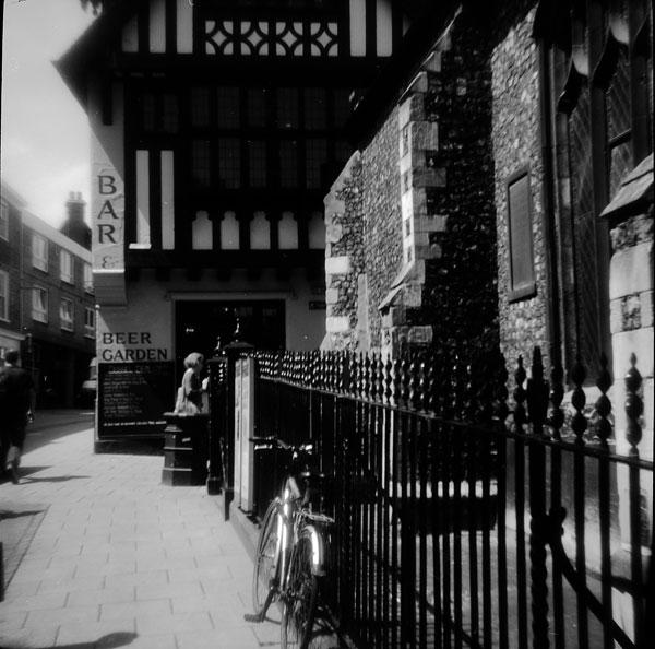 The Belgian Monk, Pottergate, Norwich
